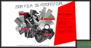 Zoom Festival 2008 Website